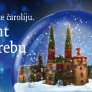 Zagreb u božićnom ruhu