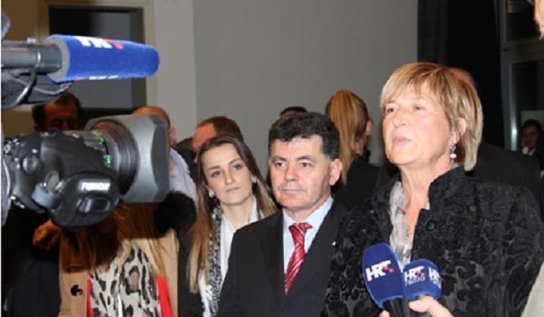 Obiteljska stranka predlagala suradnju, Željka Markić odbila