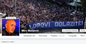 facebook mire matijevića