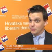 UDVARAJU PSOVKOM Pusićkin glasnogovornik vrijeđao Grmoju, 'dobio po nosu', pa izbrisao post