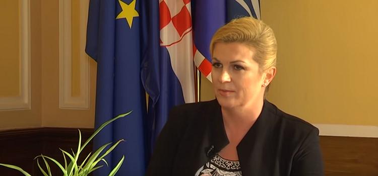 POZVALA IH DA ULOŽE U RH: Predsjednica s njemačkim Hrvatima i poduzetnicima u Berlinu