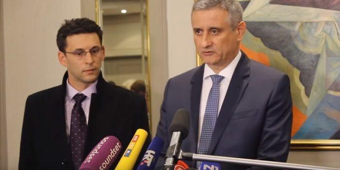 'Most hoće pravosuđe, MUP i tajne službe jer su to utvrde udbaško-zločinačke bande'?!
