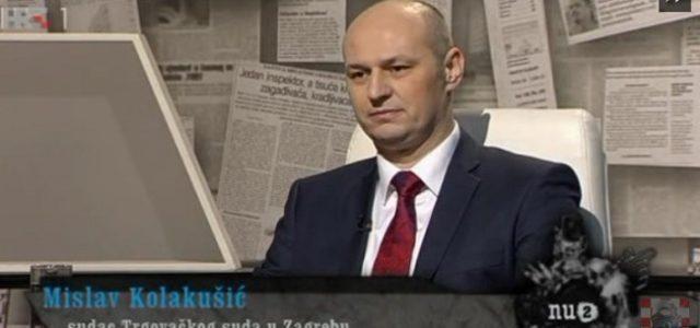 PODRŽIMO INICIJATIVU: Predlažu suca koji proziva vlast zbog pljačke, za ministra pravde