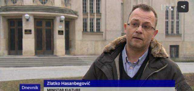 'Žele LIKVIDIRATI ministra Hasanbegovića, jer će istražiti njihove MRAČNE TAJNE'