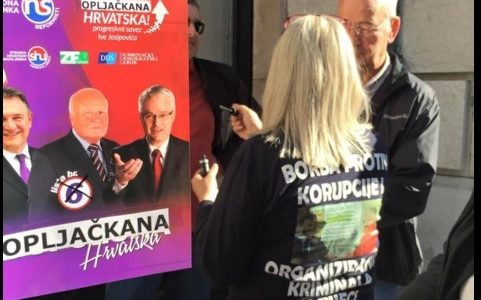 'Pozivam ljude da pruže OTPOR KRIMINALU institucija i svima koji nam uništavaju živote!'