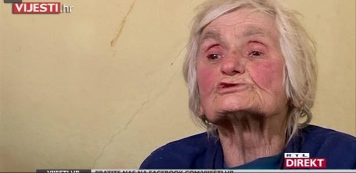 Pomogli baki Ljubici (84) koja živi bez vode, a koju država hoće ovršiti za 53.000 kuna