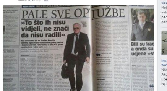 Sve televizije istražuju PROGON POŠTENOG POLICAJCA od strane riječke PU i DORH-a