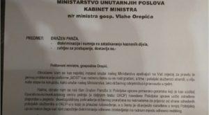 sindikat piše ministru