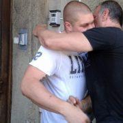 PUŠTEN IZ RIJEČKOG ZATVORA: David Šteko napokon u očevu zagrljaju!