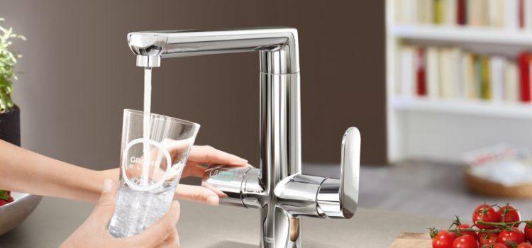 Okrijepite se rashlađenom gaziranom vodom iz vlastite slavine