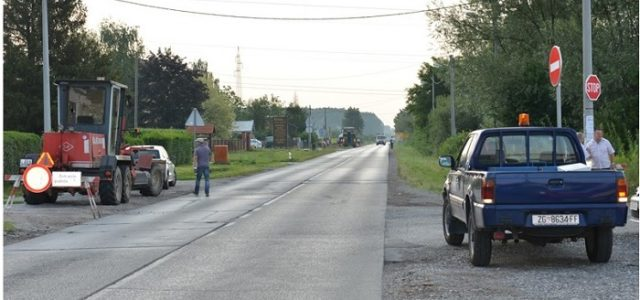 Zbog radova, zatvorena ulica ORANICE; u promet puštena obnovljena JABLANSKA ulica