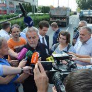 Zagreb se ispraznio, krenula obnova vrlo prometne Heinzlove ulice