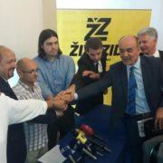 ZAJEDNO PROTIV BANKARSKE PLJAČKE: Udružili se Franak, Lovrinovićeva stranka i Živi zid