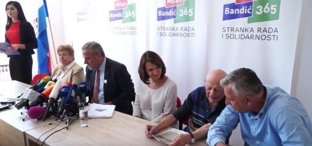 Bandić pomiruje antifašiste i hrvatske branitelje: Gospodo, Drugi svjetski rat je završio