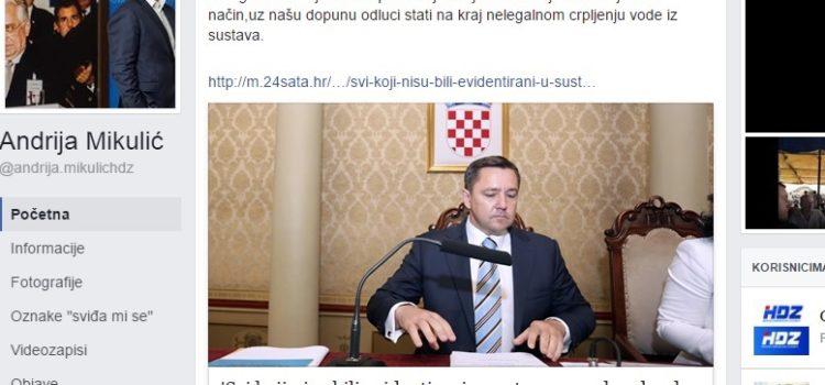 Andrija Mikulić predsjednik, Nenad Matić potpredsjednik Gradske skupštine