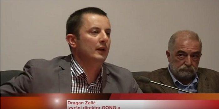 Evo kako je Zelić NAVLAČIO ZA SDP i dok je vodio GONG – udrugu koja tobože nepristrano nadzire izbore
