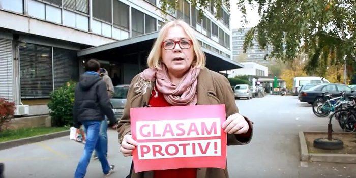 Dekan KAZNENO prijavio profesorice zbog 'POKUŠAJA PUČA' na Filozofskom!