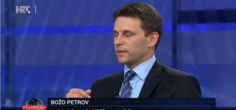 IMAMO DOKAZE: Potpredsjednik Vlade Petrov u fušu radi kod donatorice Mosta!