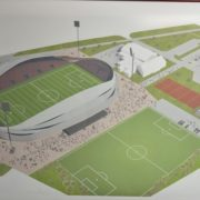 Predstavljen projekt novog supermodernog NOGOMETNOG stadiona u Sesvetama