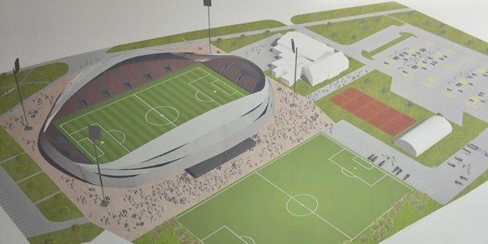 Novi stadion vrijedit će 60 milijuna eura, gradit će se na istom mjestu; sadašnji će biti sravnjen sa zemljom