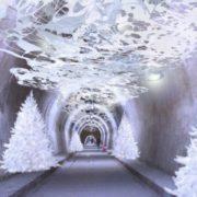 Dječji Advent i doček Nove u podne uz soba Rudolfa, PREKRASNO u tunelu Grič