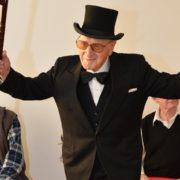NAJSTARIJI step plesač oduševio plesom i na proslavi svog 91. rođendana