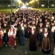 DOSTOJANSTVENO Hrvatski studenti u Münchenu u DVODNEVNOM mimohodu
