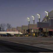 Zrakoplovi testiraju slijetanje i prihvat u novoj Međunarodnoj zračnoj luci Zagreb