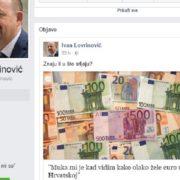 Lovrinović: Slabo mi od najave brzog uvođenja eura, ti ljudi ČINE NAM VELIKU ŠTETU!