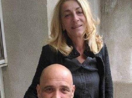 Supruga i sin ratnog invalida SKUPLJAJU GRANE na Jarunu DA SE NE SMRZNU