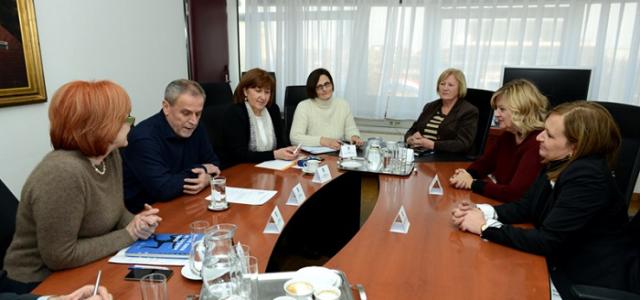 Bandić primio direktoricu Pozorišta iz Beograda, glumci sve više surađuje s HNK