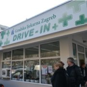 Otvaraju se Drive in ljekarne na istoku, zapadu, jugu i sjeveru grada Zagreba