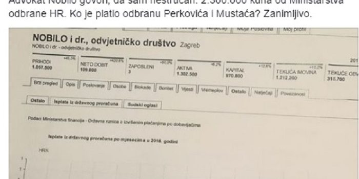 OSVETA UDBE? Leljak: Bože Vukušić pokrenuo je medijske napade na mene?!