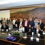 Učenici i profesori XVIII. gimnazije te gosti iz EU rade na SUZBIJANJU SIROMAŠTVA