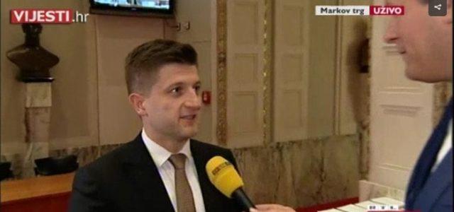 Lovrinović: Ministar MARIĆ PROVOCIRA, traži da odradim njegov posao i javim rezultate!