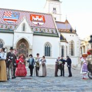 Promenadni koncerti na Zrinjevcu i u Maksimiru, starogradske pjesme na Gornjem gradu