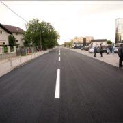 Otvorena obnovljena Velikopoljska ulica, novi asfalt u dužini kilometra