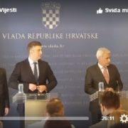 Lovrinović pojasnio MODEL PLJAČKE preko Agrokora: Sve je jasno, građani će platiti dug, HDZ zato ide dolje