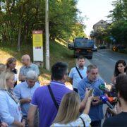 Popravljaju kolnik Ulice Sveti duh, vozači mogu kroz Šestine, Lukšić, Mikuliće, Ilicom