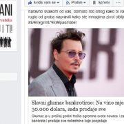 Blokirani vladajućoj eliti: Dabogda vam na grobovima pisalo ŽIVIO TITO ili ZA DOM SPREMNI!