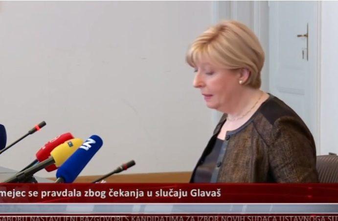 PRAVOMOĆNO: Jasna Omejec, bivša čelnica USTAVNOG SUDA, nezakonito uzela 4 plaće nakon isteka mandata!