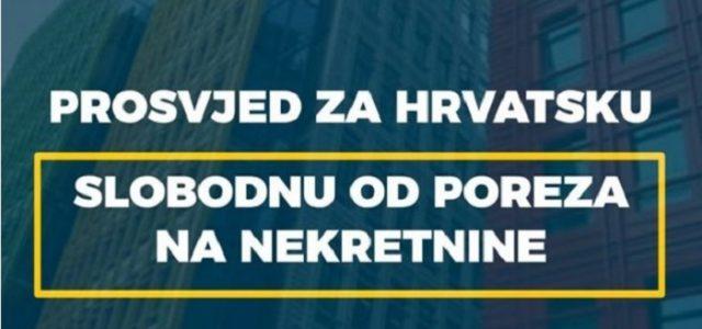 SLADOLJEV STAO UZ KOLAKUŠIĆA: Poziva na prosvjed protiv POREZA NA NEKRETNINE u četvrtak na Cvjetnom