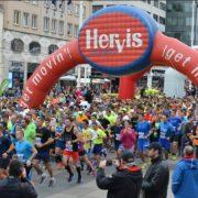 SPEKTAKL NA DAN NEOVISNOSTI: Osam tisuća trkača na Zagrebačkom maratonu