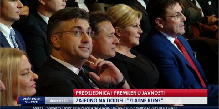 Hrvatska nikad nije imala takav NESKLAD između ZADOVOLJSTVA vlasti i BEZNAĐA U NARODU!
