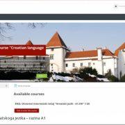 Krenuo BESPLATNI internetski tečaj ZA UČENJE HRVATSKOG jezika za Hrvate izvan RH