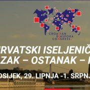 Iseljenički kongres pokreće osnivanje Hrvatskog iseljeničkog fonda i potiče ekonomsku obnovu RH