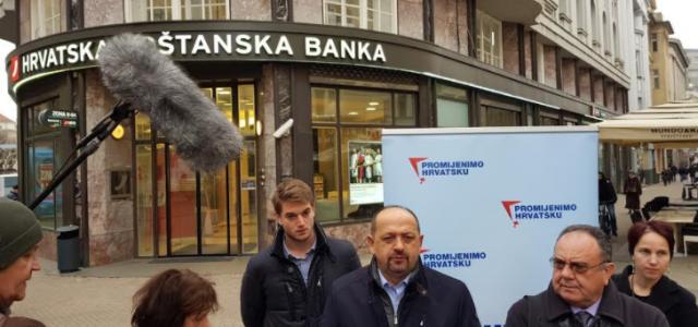 Vlada želi HPB potajno PREDATI STRANCIMA i odustati od financijskog suvereniteta; Marić ima glavnu ulogu!
