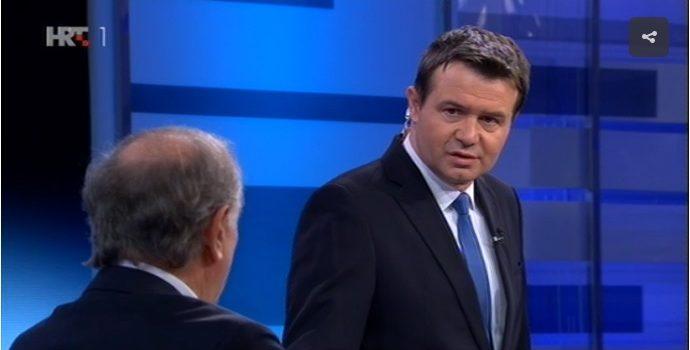 NAJDOSADNIJEM gostu POLA EMISIJE: Togonal dopustio Bošnjakoviću da zgadi ljudima temu o OVRHAMA
