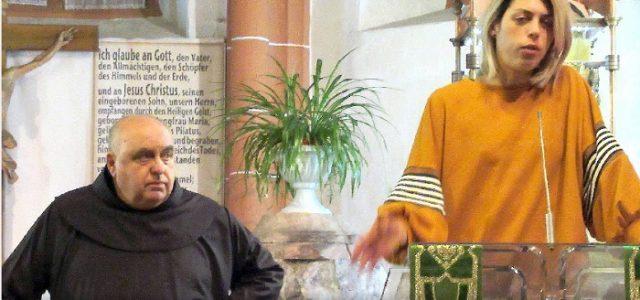 ODUŠEVILA HRVATE Blanka Vlašić u crkvi u Mainzu: Bez vjere i molitve ništa ne bih postigla