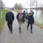 Grad Zagreb ŠALJE POMOĆ žiteljima poplavljenog područja Jasenovca, VODOSTAJ NAJVIŠI U POVIJESTI